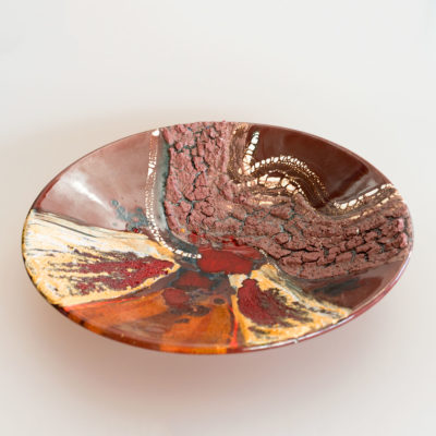 Bowl by Brian Gartside