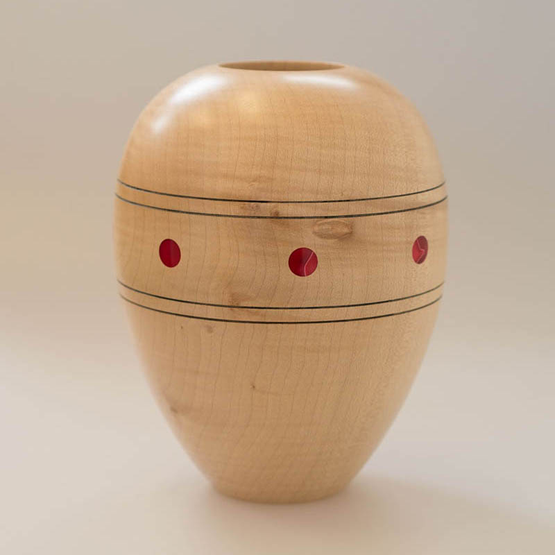 Vase by Gary Lowen