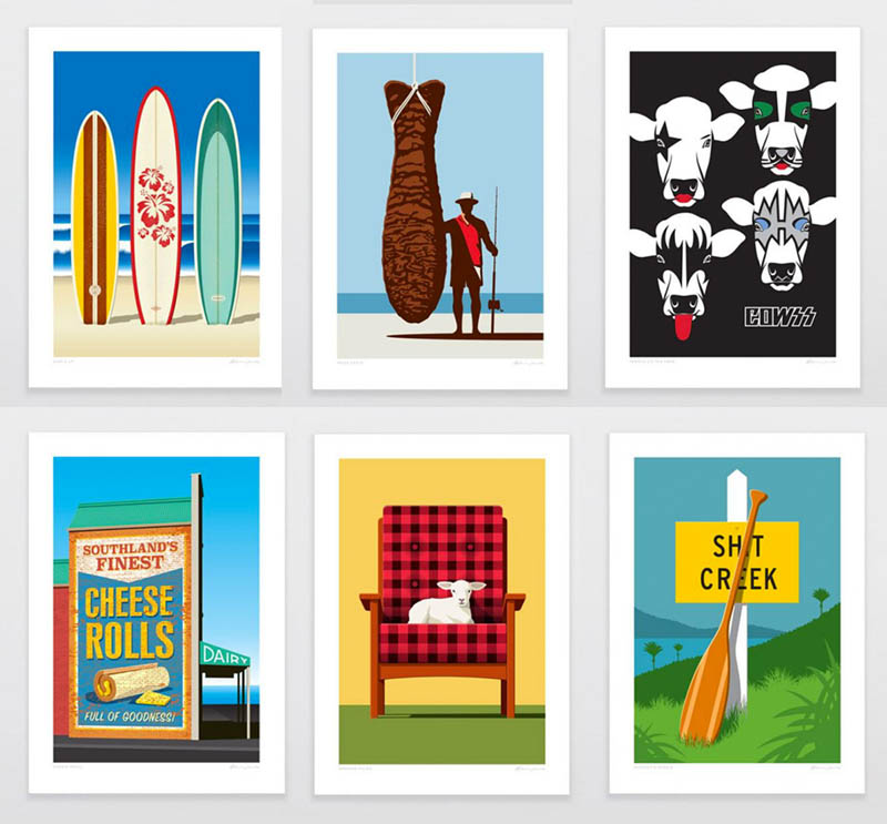 Prints by Glenn Jones