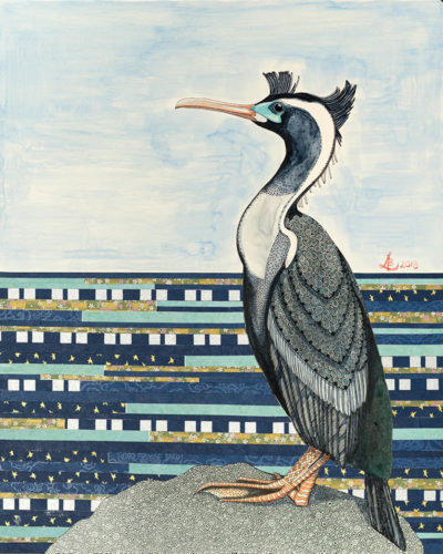 Shag - original painting by Ana Lee Bergius